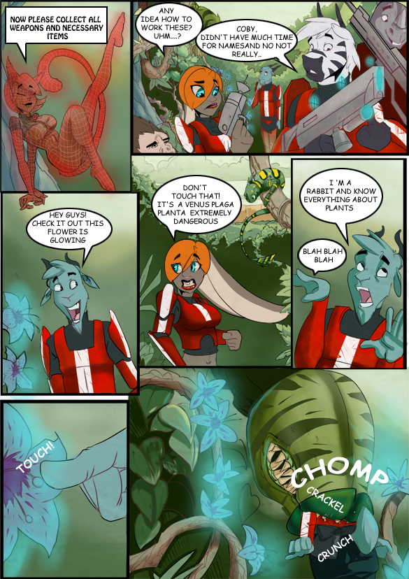 Red Space Blues Pg 13