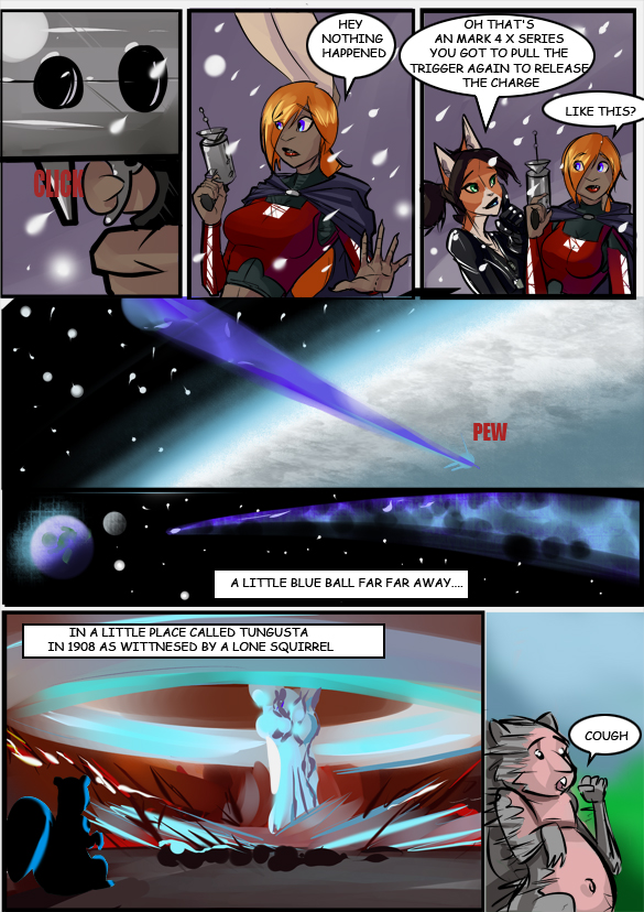 Red Space Blues 58